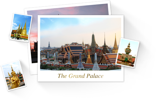 Souvenir of The Grand Palace