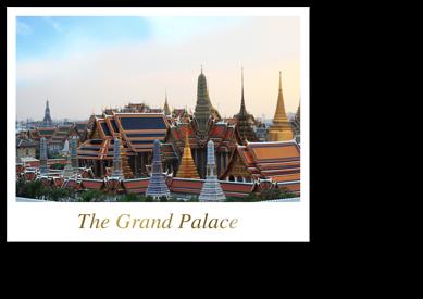 Souvenir of The Grand Palace